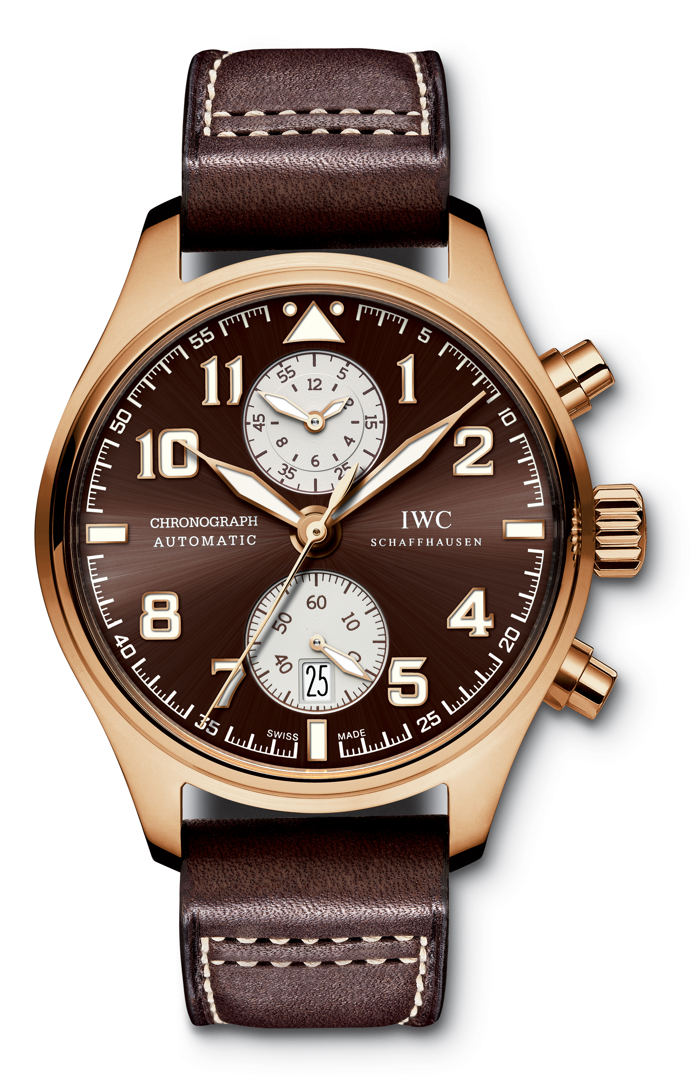sport s watch introducing iwc watches mark the laureus edition articles pilots xviii pilot foundation good davinci ixlib for rails