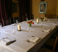 Function Room: Dining