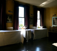 Function Room: Canapes
